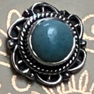 Sitara Collections Jewelry - Larimar Earrings